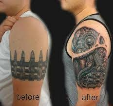 photo collection amazing tattoo cover up