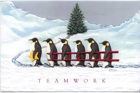 pumpernickel press greeting cards teamwork a greeting card marges8 s