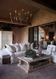 brick walls entire space is great u2026love the details dream home