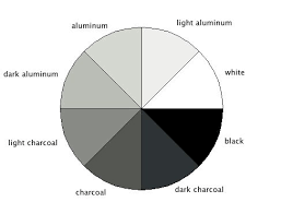 shades of gray names shades of gray color palette shades of gray color palette