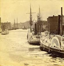 Wisconsin Travel Steamer images Yesterday 39 s milwaukee sailing vessels and steamers 1860s urban jpg
