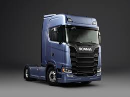 scania introduces new truck range scania group