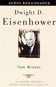 dwight d eisenhower the american presidents 34 by tom wicker