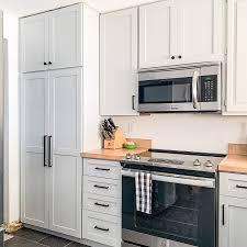 black pulls for white kitchen cabinets 6 modern black cabinet pulls list in progress