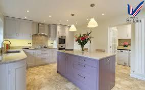 Handmade Kitchen Cabinets by Handmade In Frame Shaker Kitchen In Farrow U0026 Ball Blackened