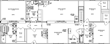 triple wide manufactured homes floor plans 3 bedroom modular home floor plans gallery including triple wide