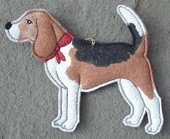 beagle ornament 12 00 via etsy beag