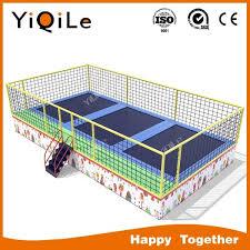 trampoline bed for kids commercial gymnastics kids trampolines