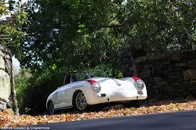 vintage porsche speedster 1956 porsche 356 speedster scca racecar