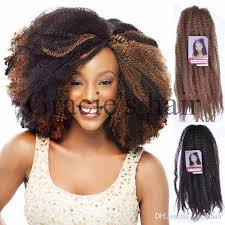 crochet marley hair 2018 18inch synthetic marley braids hair cheap fluffy marley hair