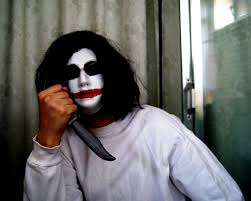 Jeff Killer Halloween Costume Jeff Killer Mask 03 Jeff Killer Meme
