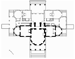 Monticello Floor Plans by Content Area