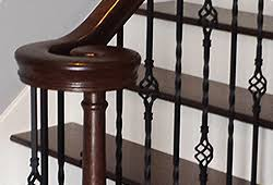 Replacing Banister Spindles Houston Stair Parts Stair Remodel Iron Balusters Railing