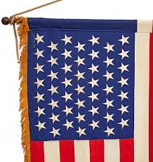American Flag Rugs Large Hanging 49 Star American Flag Rejuvenation
