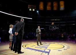 celebrity fans los angeles lakers edition nbc southern california