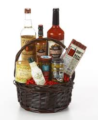 bloody gift basket bloody basket inspiration cheers