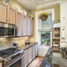 ideas for a galley kitchen furniture splendid kitchen galley in proper shade hqwalls org