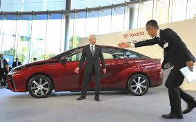toyota motor corporation japan after recalls toyota ready to grow again la times