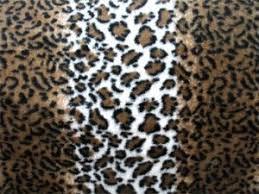 leopard fabric minky animal print fur fabric striped leopard minky fur fabrics