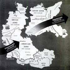 Southern Germany Map by How Germany Was Divided A History Of Partition Plans U2013 Atlantic