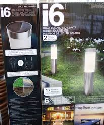 costco led lights outdoor costco outdoor solar lights hardware home improvement costco outdoor