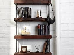 furniture industrial style shelves awesome industrial