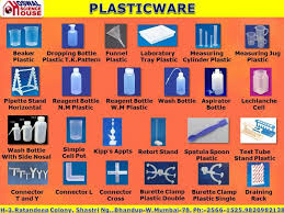 plastic ware oswal science house glassware and plasticware