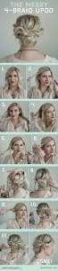 time to get messy hairstyles 15 cute easy hairstyle tutorials for medium length hair gurl com