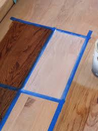Stain Wood Floors Without Sanding by White Spots On Wood Table Table Designs