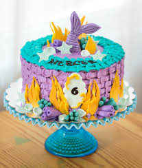 mermaid birthday cake mermaid birthday cake aspen cakes