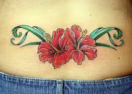 integratr com body tattoo ideas beautiful hibiscus flower tattoo