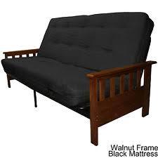 wood futon ebay