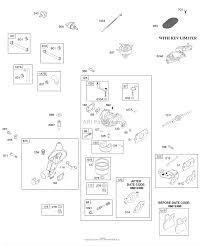 briggs and stratton 12y602 0110 e5 parts diagram for rev limiter