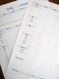 Mead Expense Tracker by Are You Looking For An Easy But Way To Track Your Monthly