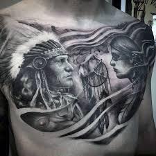 100 dreamcatcher tattoos for men divine design ideas