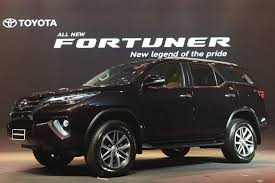 toyota new suv car new toyota fortuner 2016 model pics and specification