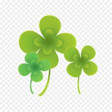 four leaf clover green green clover ornament png 1181