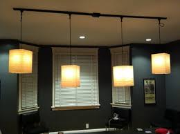 Pendant Lights For Track Lighting Track Lighting With Hanging Pendants Pendant Light Designs And