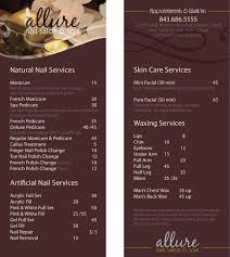 anh vu design blog allure nail salon u0026 spa spas salons