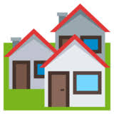 house emoji houses emoji on emojione 3 1