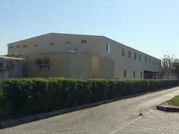 customized prefab offices standard and fire rated alwaha