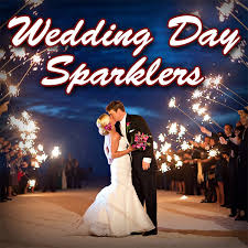 Wedding Sparklers Wedding Day Sparklers Reviews Spring Lake Park Mn 614 Reviews