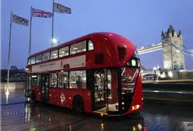 world u0027s first pure electric double decker bus to hit london