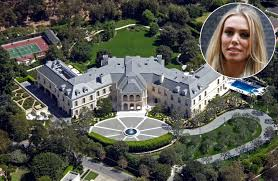 image gallery most expensive celebrity homes