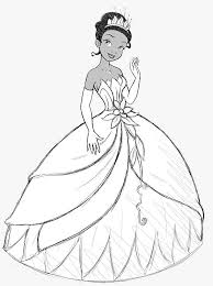 12 coloring pages princess tiana print color craft