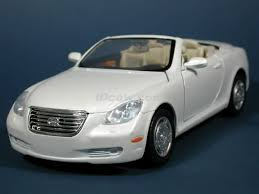 lexus 430 price lexus sc 430 diecast model car 1 18 scale die cast by motor max