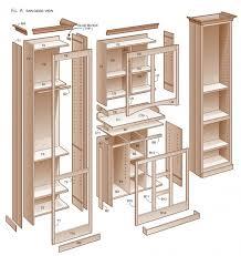 Kitchen Pantry Cabinet Plans Free Kitchen Pantry Cabinet Plans Free Rapflava
