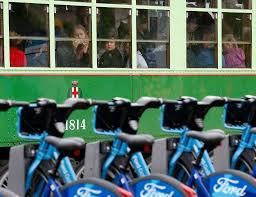 share the damn road cycling jersey bicycling pinterest road how does the cost of ford gobikes compare to other u s bike share