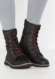 ladies black motorcycle boots sorel women boots cozy 1964 winter boots black stone sorel