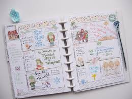 a palette of blessings happy planner pgs and bible study notes